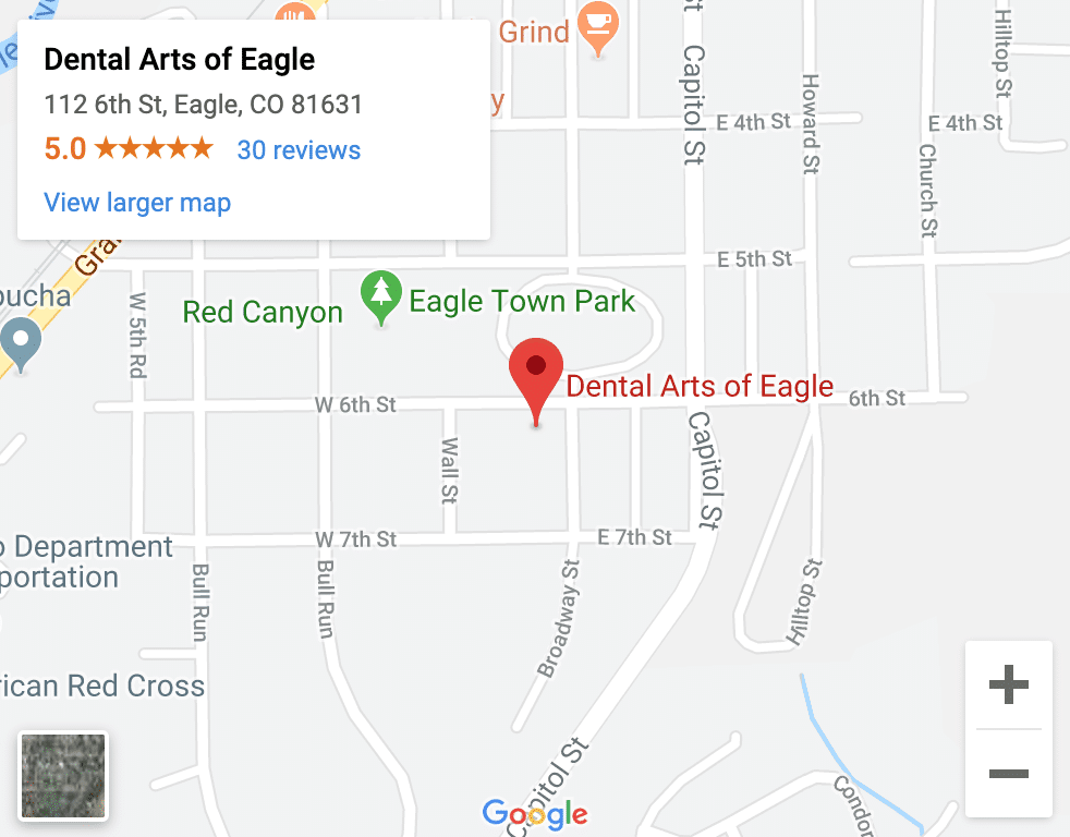 Dentist Eagle CO